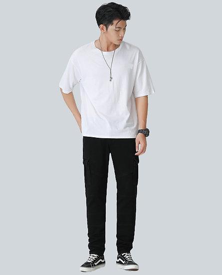 Simplified Black Jeans