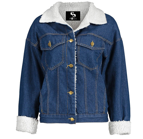 Montréal Wool Denim Jacket