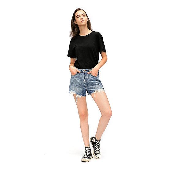 Lemoine Denim Shorts