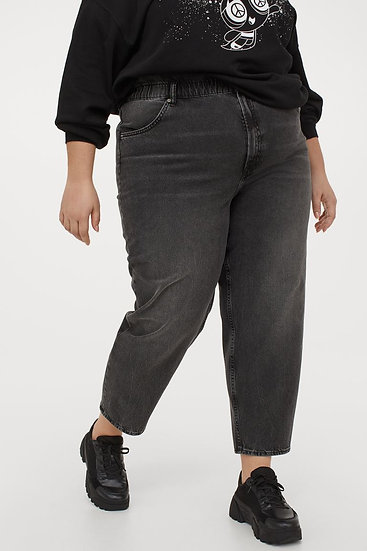 Perrot Loose Mom Jeans