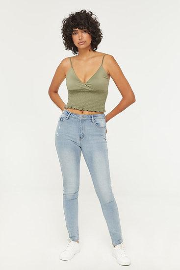 Vermilion Skinny Jeans