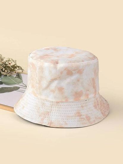 Reversible Watercolour Bucket Hat