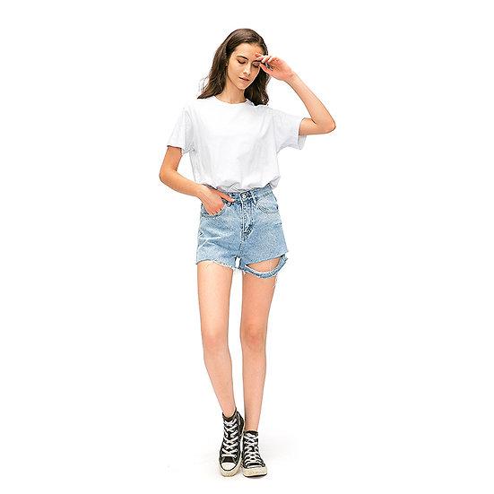Duquette Denim Shorts