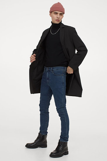 Menieux Skinny Jeans