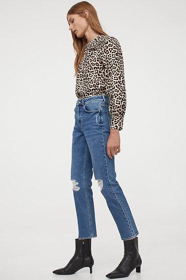 Amherstberg Straight Jeans