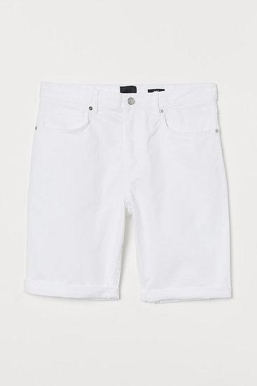 Slim Maxim Denim Shorts