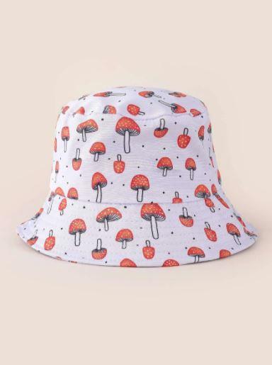 Mushroom Bucket Hat