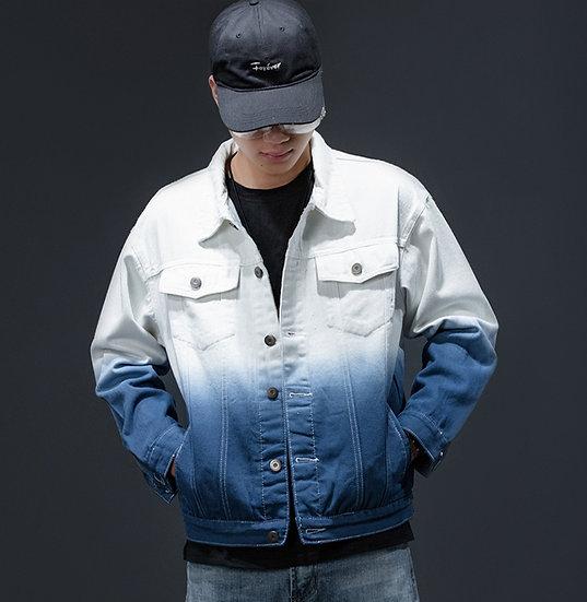Dorval Dye Denim Jacket