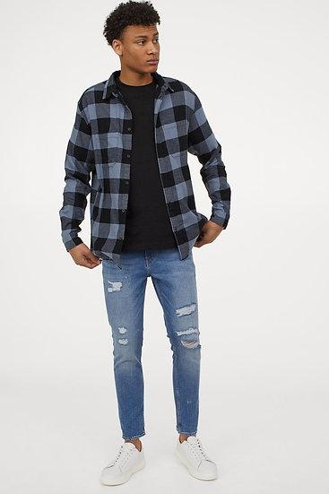 Delauné Skinny Ankle Jeans