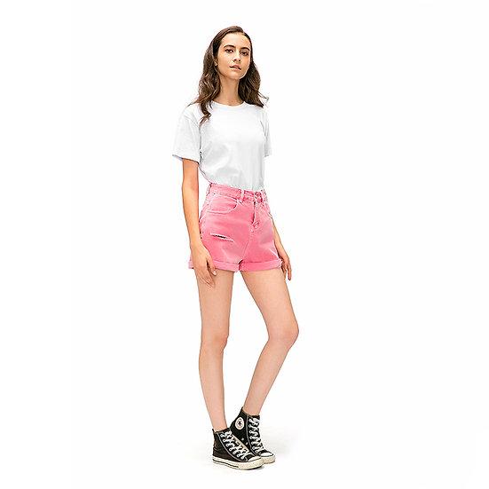 Laflèche Denim Shorts