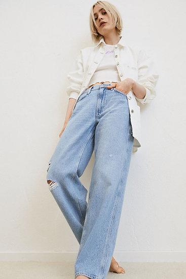 Fermont Straight-Leg Jeans