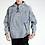 Thumbnail: Grey Hooded Denim Jacket