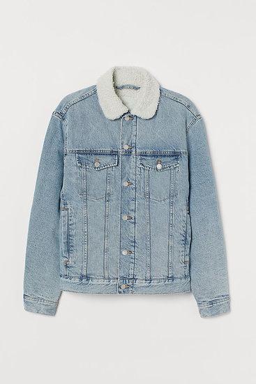 Clermont Lined Denim Jacket
