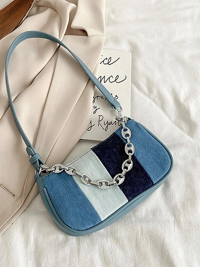 P15CES Signature™ Première Denim Handbag
