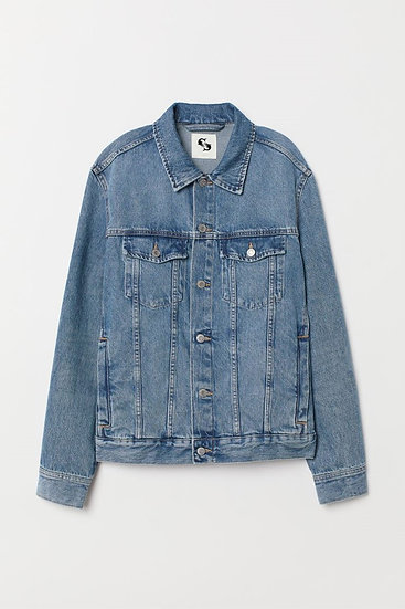 Luré Denim Jacket