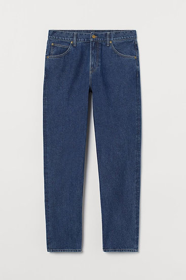 Classic Relaxed-Fit Jeans