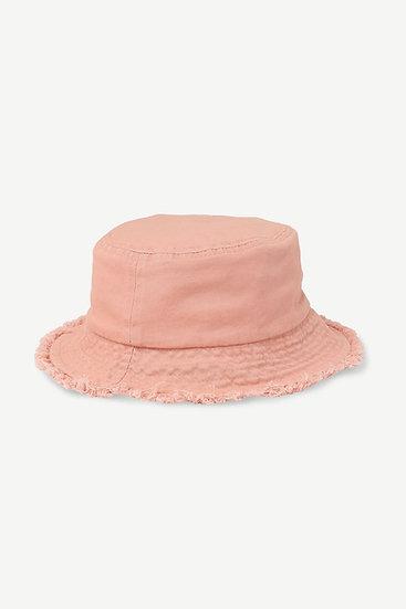 Frayed Rose Bucket Hat