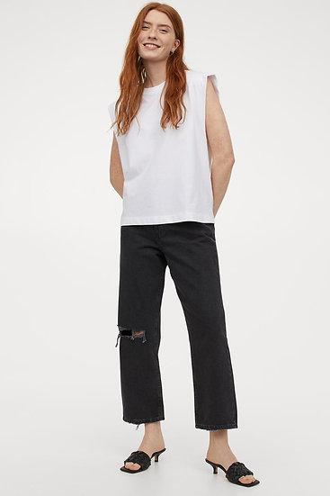 Orsières Straight-Leg Jeans