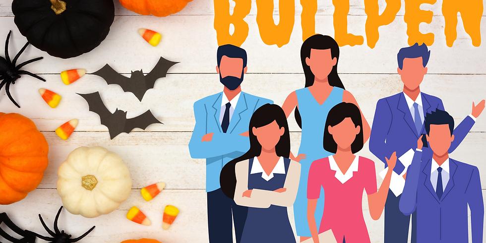 Halloween Bullpen (Age 8-13)
