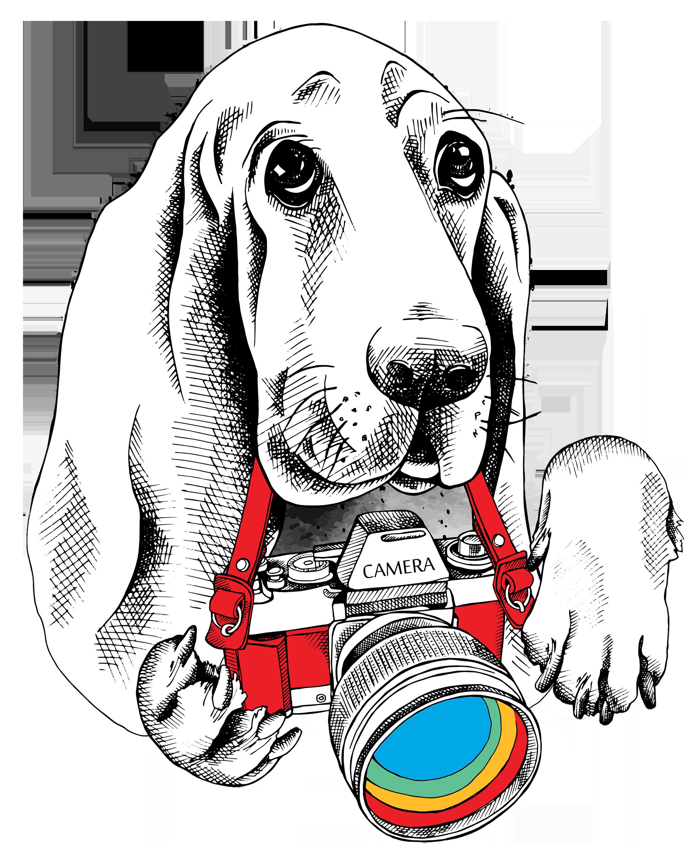 Fotoshooting in der Hundsviecherlgaudi