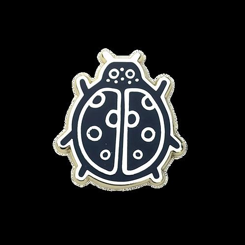 Ladybug Enamel Pin