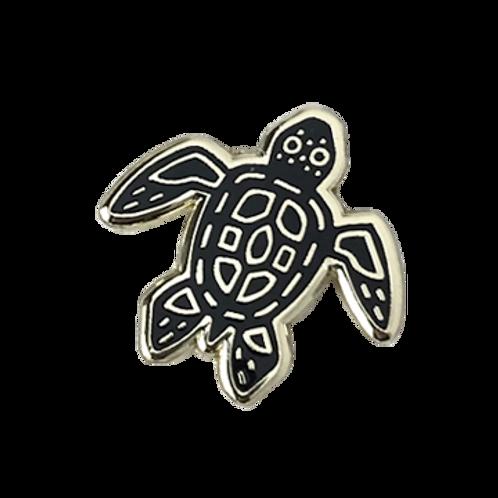 Turtle Enamel Pin