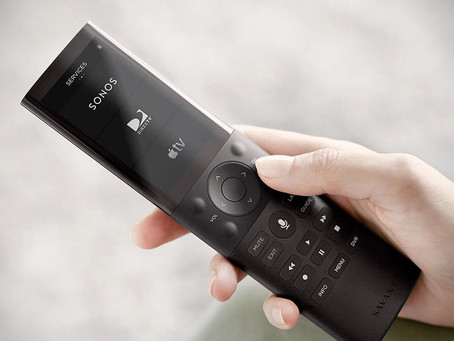 Savant® Announces A New Breakthrough Remote For Unparalleled Entertainment Experience