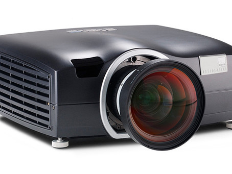The Barco Balder provides flexible, reliable 4K laser projection to screens of all sizes
