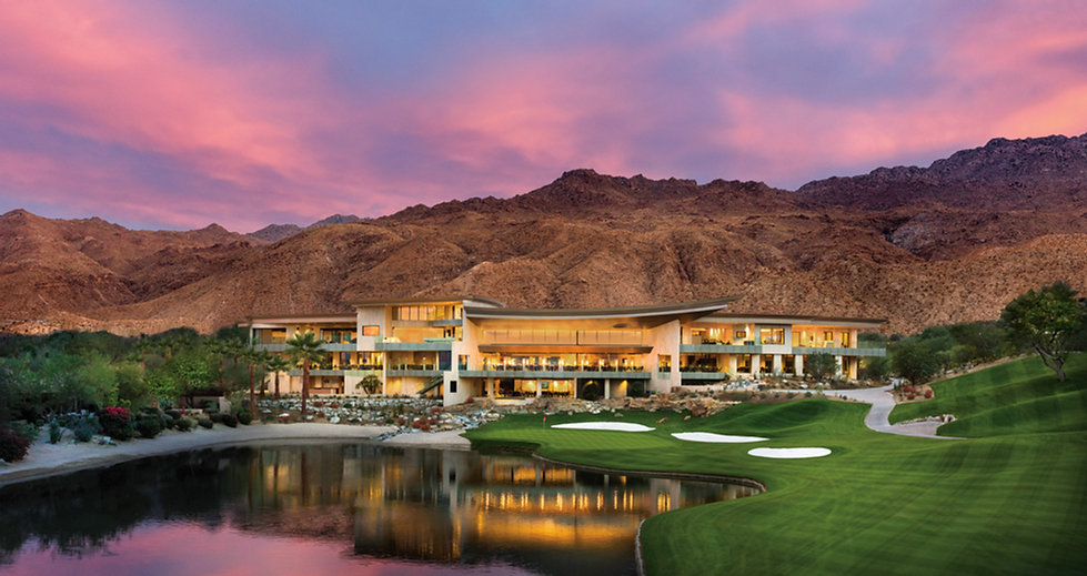 Bighorn Golf Course Clubhouse
