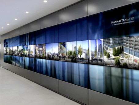 Impressive First Impressions: NanoLumens Video Walls In Your Lobby Is A Smart Move