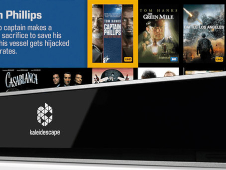 Kaleidescape Announces Industry's First 4K Ultra HD High-Dynamic-Range Movie Player
