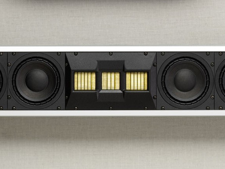 Wisdom Audio's premier expression of the core technology and strengths of the Sage Series