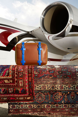 Weekend Bag - Private Jet Exterior
