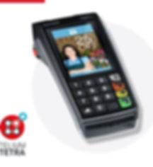 TPE INGENICO EFT930G GPRS