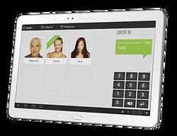 Caisse tactile tablette