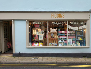 Pop-up shop in Frome