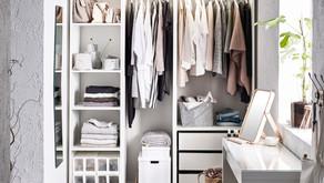 12-6-2018: Rust in je kleerkast, ruimte in je hoofd - Workshop @ IKEA Gent