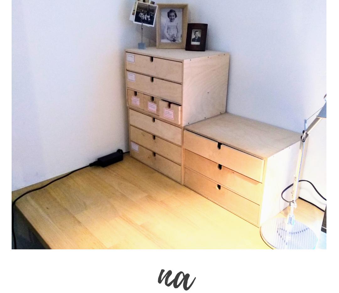 clean desk - na