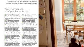 Het Nieuwsblad - Speelplekken onder de loep van een expert.