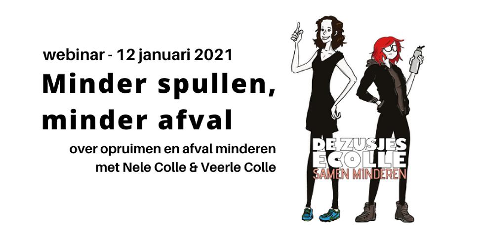 Minder spullen, minder afval -  WEBINAR - met Nele en Veerle Colle (1)