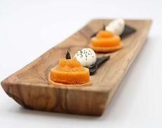 Courge, épices et parmesan_Raifort et cr
