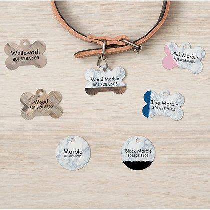 Natural Elements Pet IDs, Dog Tags, Cat Tags