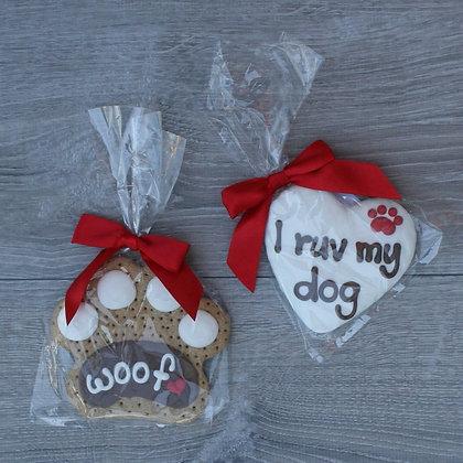 Gourmet Giant Dog Cookies