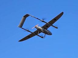 Drone ORION VTOL UAS UAV Systems Chile