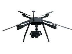 Drone Sky Ranger UAS UAV Systems Chile