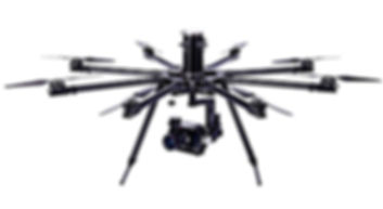 Drone Black Widow UAS UAV Systems Chile