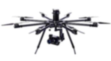Drone Black Widow UAS UAV Systems Chile