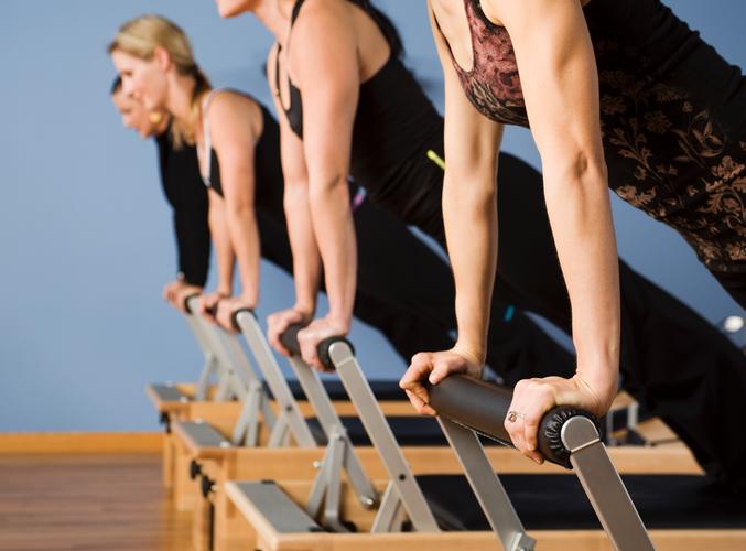 Total Body Pilates 2007