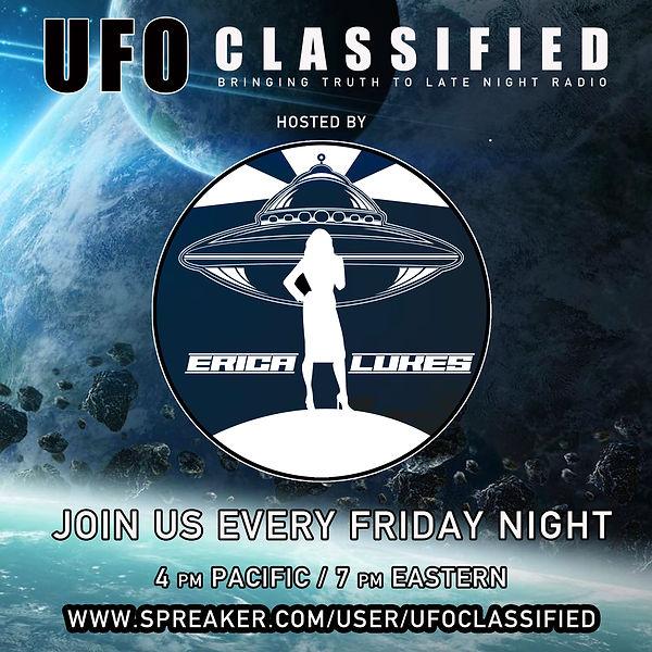 Erica Lukes _ UFO Classified