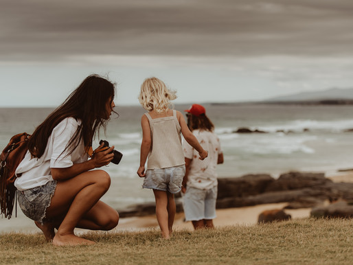 What to expect at your lifestyle photo session on the Far South Coast nsw